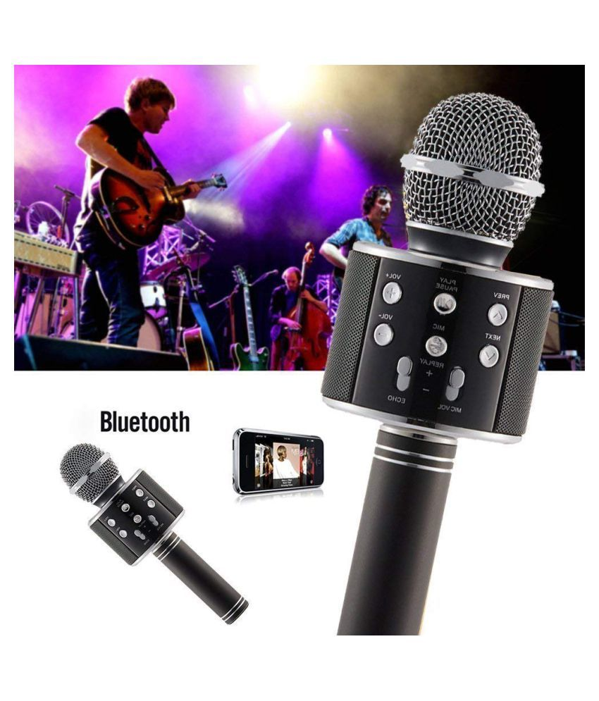 Texme Bluetooth Speaker wailess mike