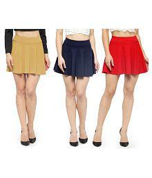 f66ce972c3 Skater Skirts for Women: Buy Skater Skirts for Women Online at Low ...