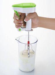 MY S SQUARE Power Free (50 W) Hand Blender for Butter Milk,lassi Maker, SUMMER COOL MYSS988 50 Watt Hand Blender