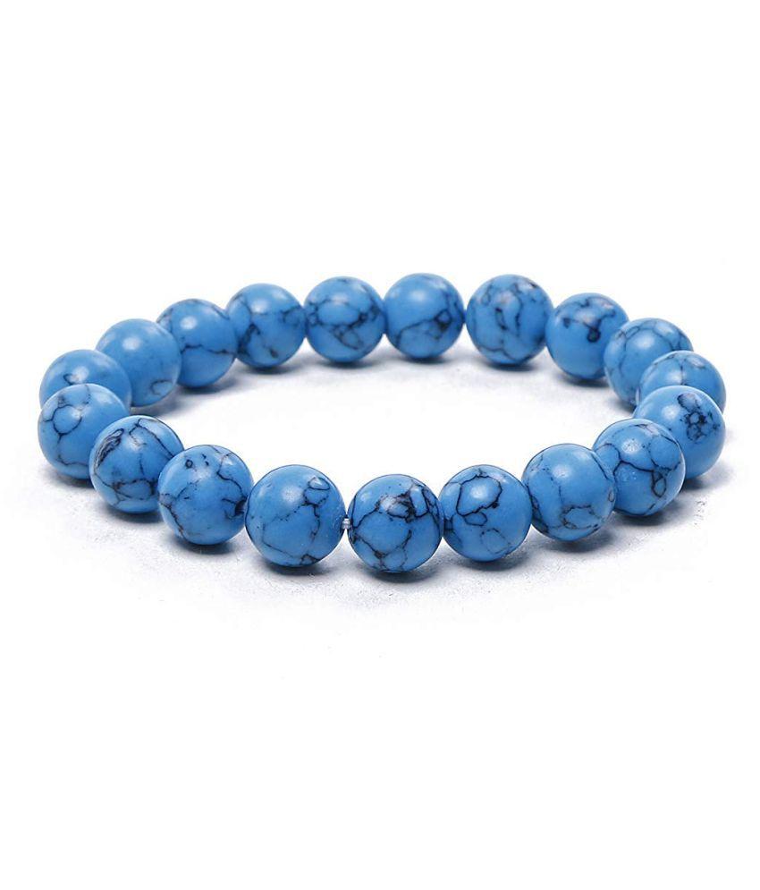 Turquoise Bracelet Healing Lingqi Crystal Bracelet