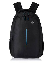 HP Backpack For 15.6 inch Laptops Black Laptop Bags