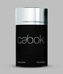 Caboki Hair Building Black Fibers 25 gm