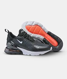newest collection 0e63e aa26a Quick View. Nike Air Max 270 Black Running Shoes