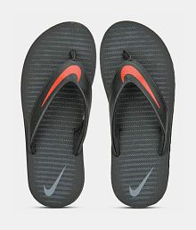 Nike Black Daily Slippers