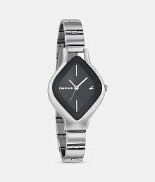 Speed TIme Black Dial Analog Women's Watch (6109SM02)