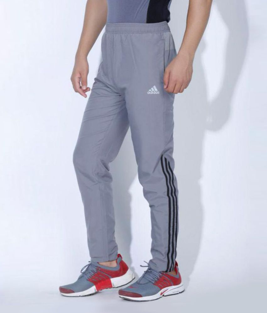 cfe58b144 Adidas Climacool Black Polyester Track Pants - Buy Adidas Climacool Black  Polyester Track Pants Online at Low Price in India - Snapdeal