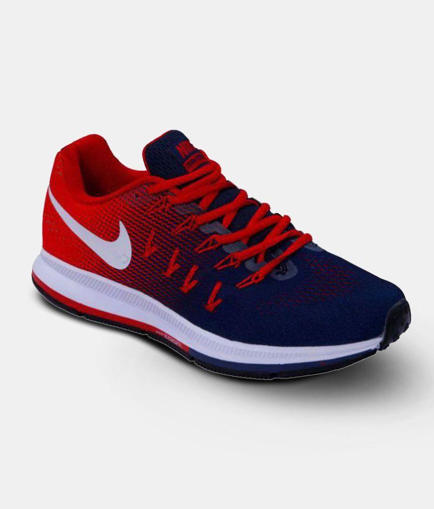 8ed672317958b Nike Air Zoom 33 Pegasus Navy Training Shoes - Buy Nike Air Zoom 33 ...