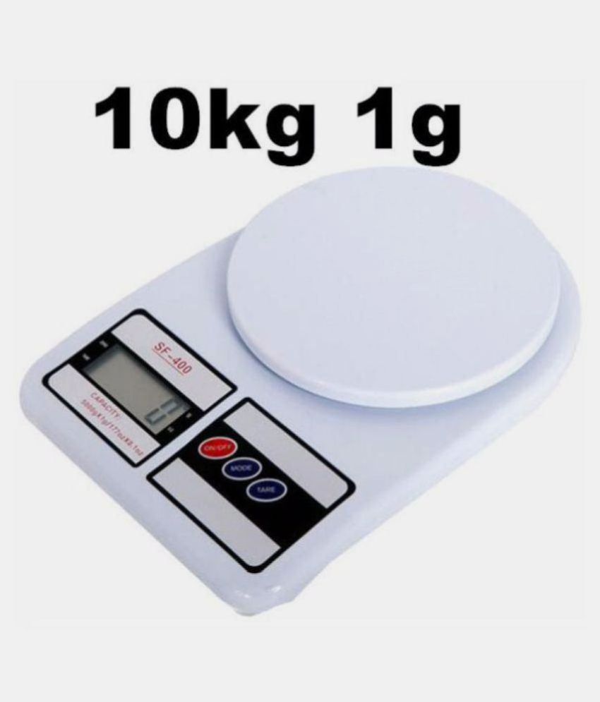 50917b12d Ultimate Electronic Digital Kitchen Weighing Scale - 10 KG Capacity  Buy  Ultimate Electronic Digital Kitchen Weighing Scale - 10 KG Capacity Online  at Low ...