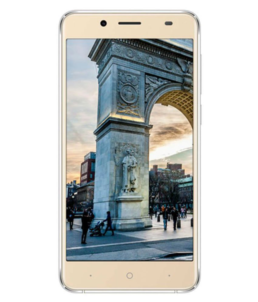 Coolpad Mega 5M   16 GB , 1  GB   Gold
