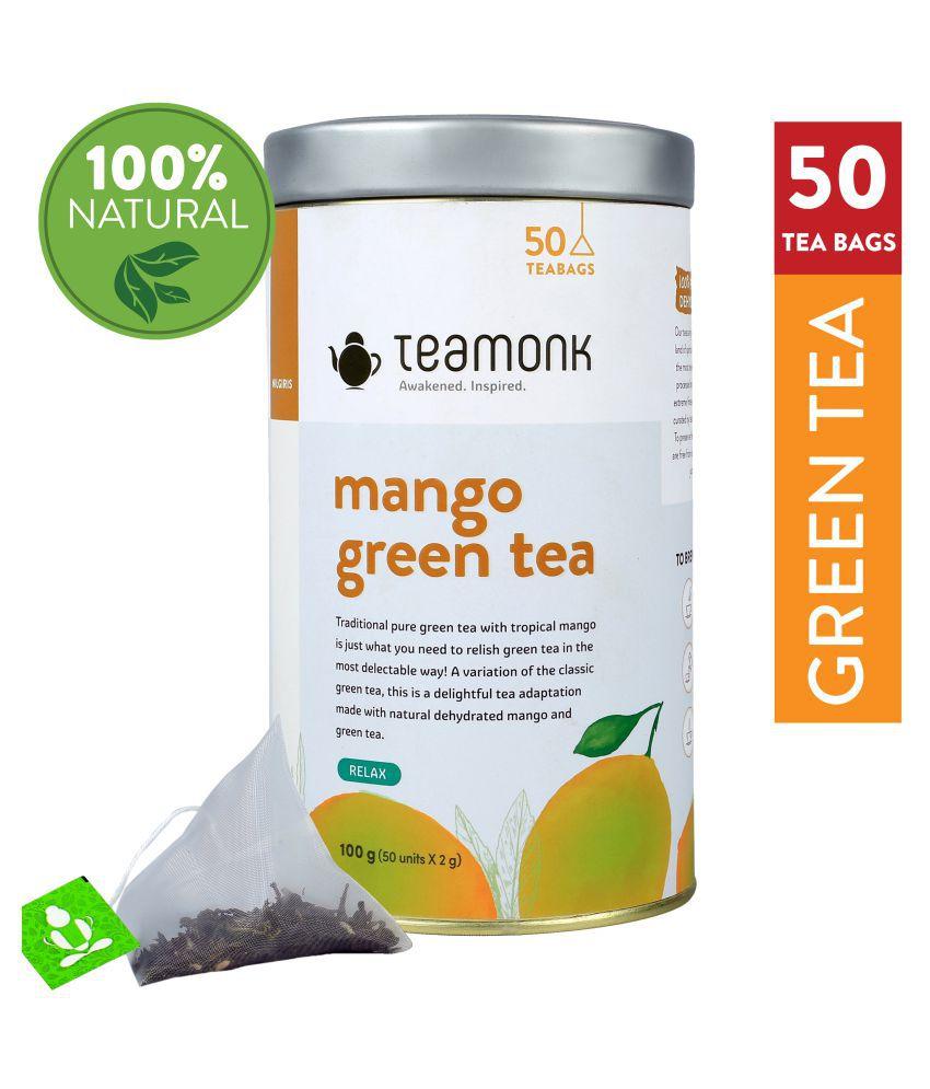 Teamonkglobal Green Tea Bags 166.6 gm
