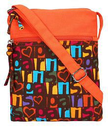 9b1b48e46a Sling Bags UpTo 85% OFF: Sling Bags online at best prices in India ...