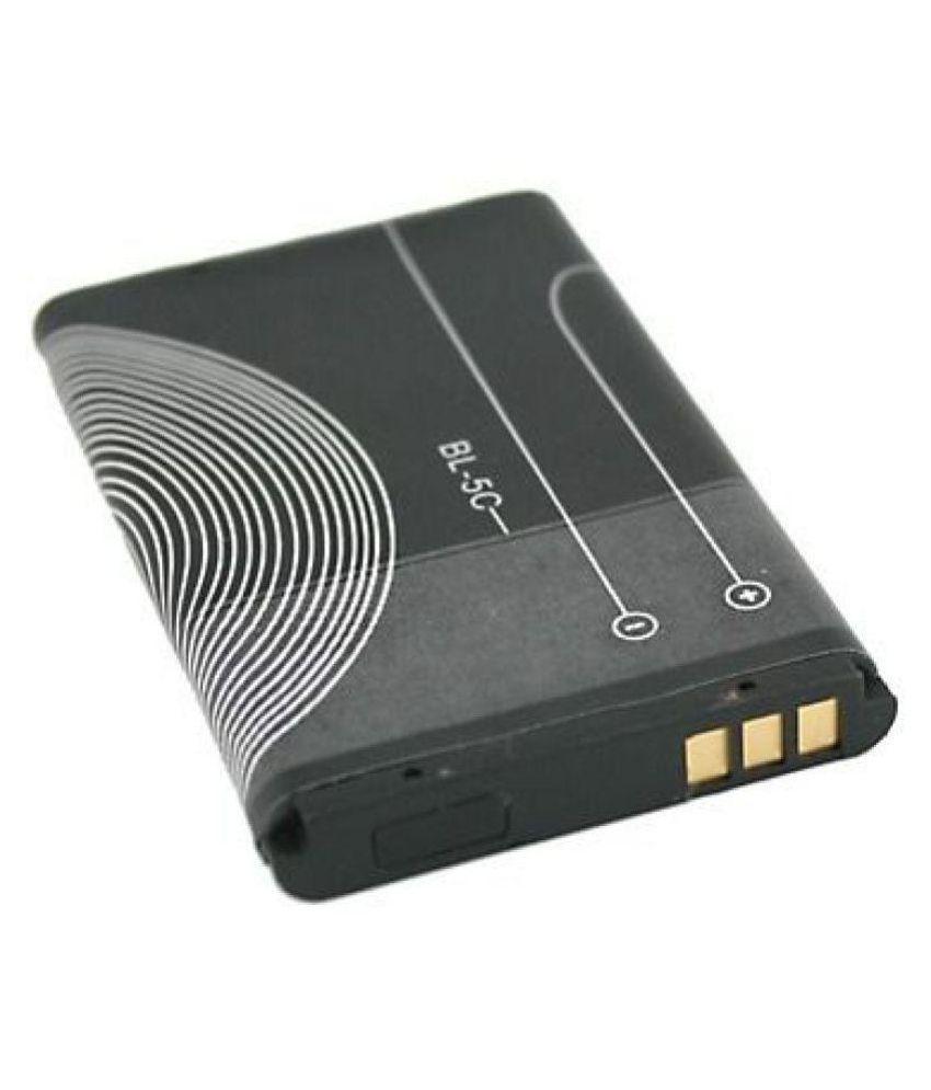Nokia BL 5C 1020 mAh Battery by PMaxxs