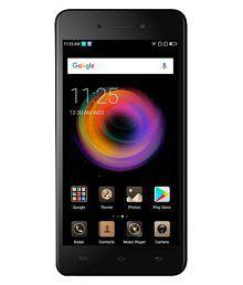 Micromax Bharat 5 plus ( 16GB , 2 GB ) Jet Black