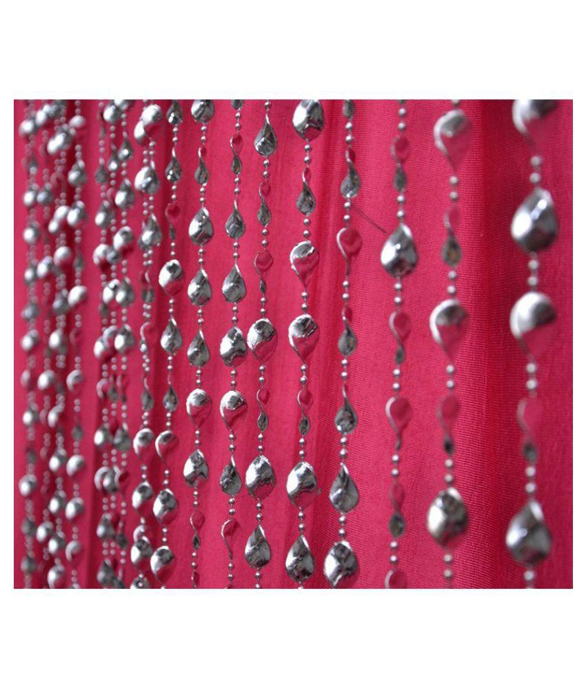 YUTIRITI Single Long Door Beaded String Curtain