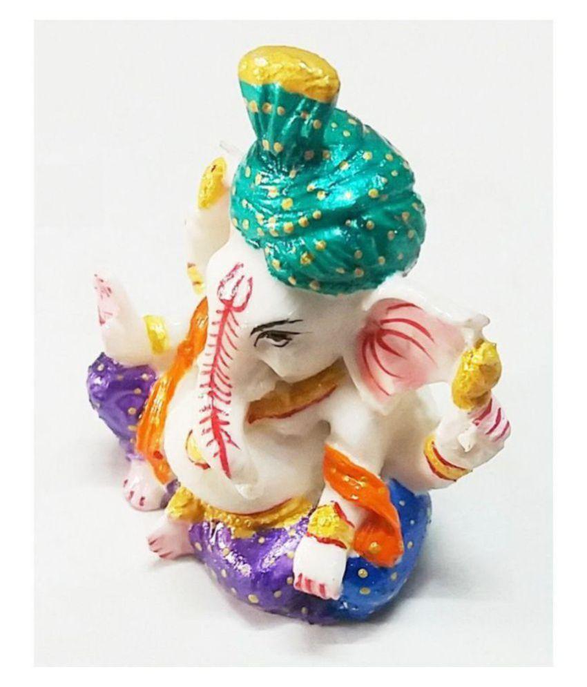 Handmade Gajanan Maharaj Marble Idol: Buy Handmade Gajanan ...