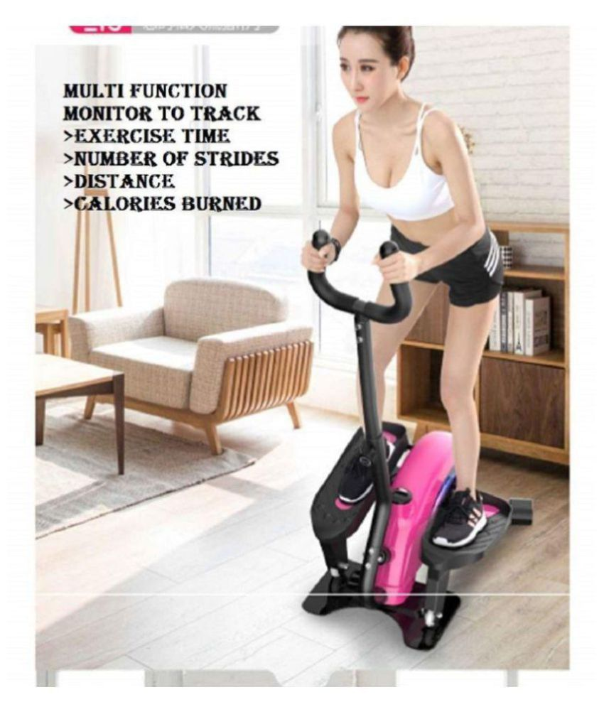 cheston elliptical cross trainer under desk and standing home gym rh snapdeal com