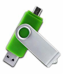 Pankreeti Swivel 32GB USB 2.0 OTG Pendrive Pack of 1
