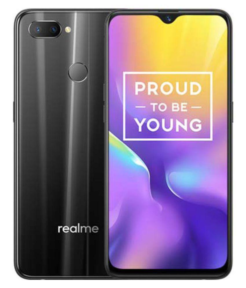 Realme REALME U1 3-64 ( 64GB , 3 GB ) Black