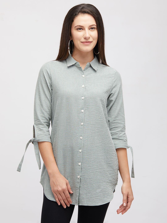 109 F Poly Cotton Shirt