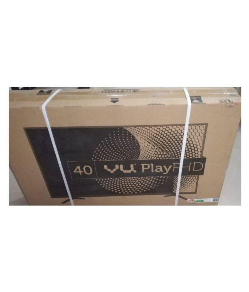 Vu 40D6575 102 cm ( 40 ) Smart Full HD (FHD) LED Television