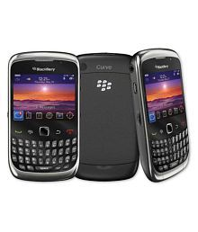 Blackberry 9300 ( 256 MB , 256 MB ) Black