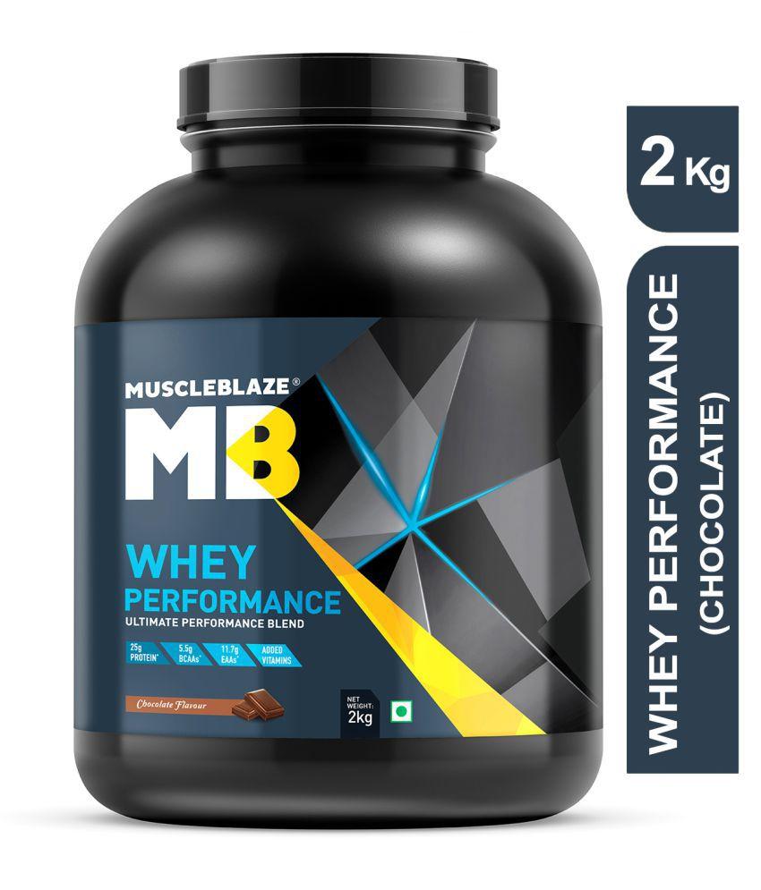 MuscleBlaze Performance 2 kg