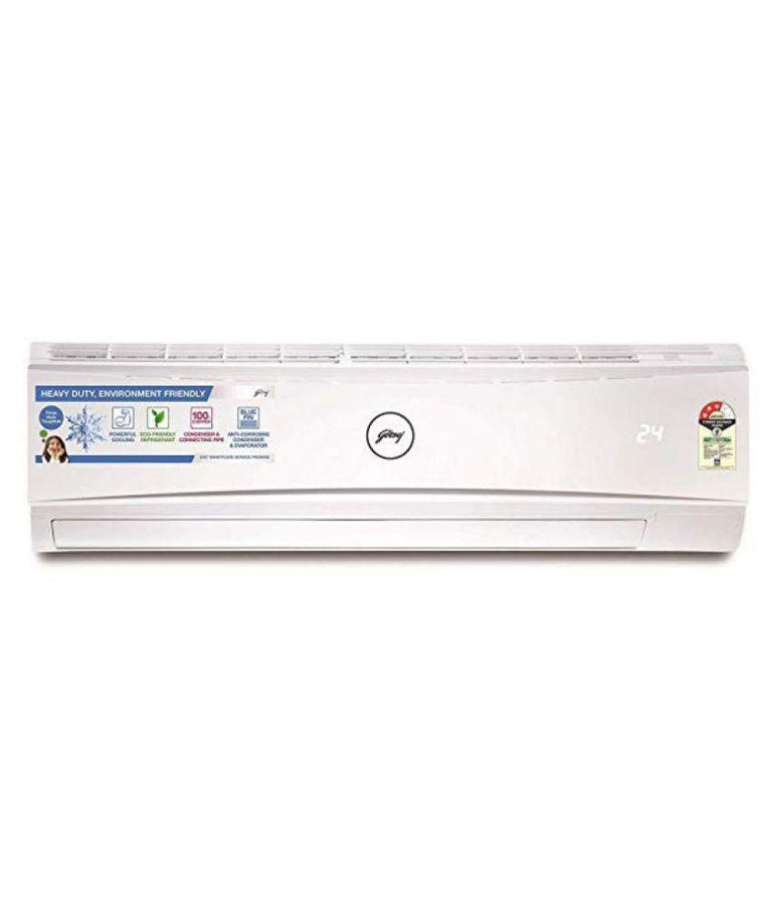 Godrej 1.5 Ton 3 Star GSC 18KTC3 WSA Split Air Conditioner