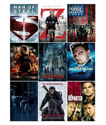 Hollywood Movies: Buy Hollywood Movies Online at Best Prices