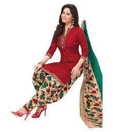 dc142a30c2 Cotton Salwar Suits: Buy Cotton Salwar Kameez Online at Low Prices ...