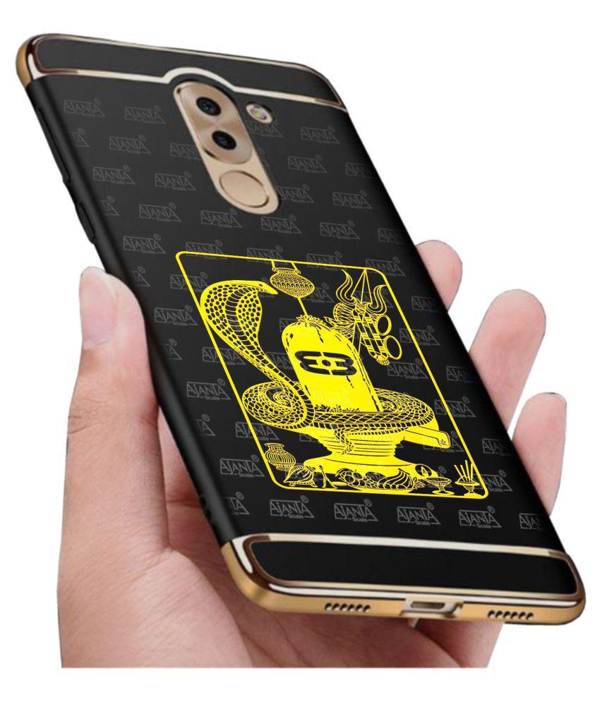 Ajanta Shivling Mahadev 4044 24K GOLD Mobile Sticker(free one sticker)