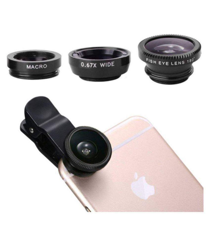 Mobile Phone Camera Lens Macro Lens & Wide Angle Lens