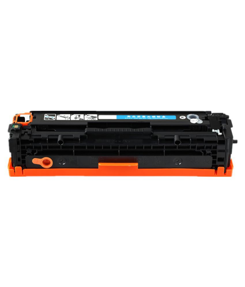 Dubaria Black Single Toner for 320A / 128A Black Toner Cartridge Compatible For HP Use In CP1525, Cm1415