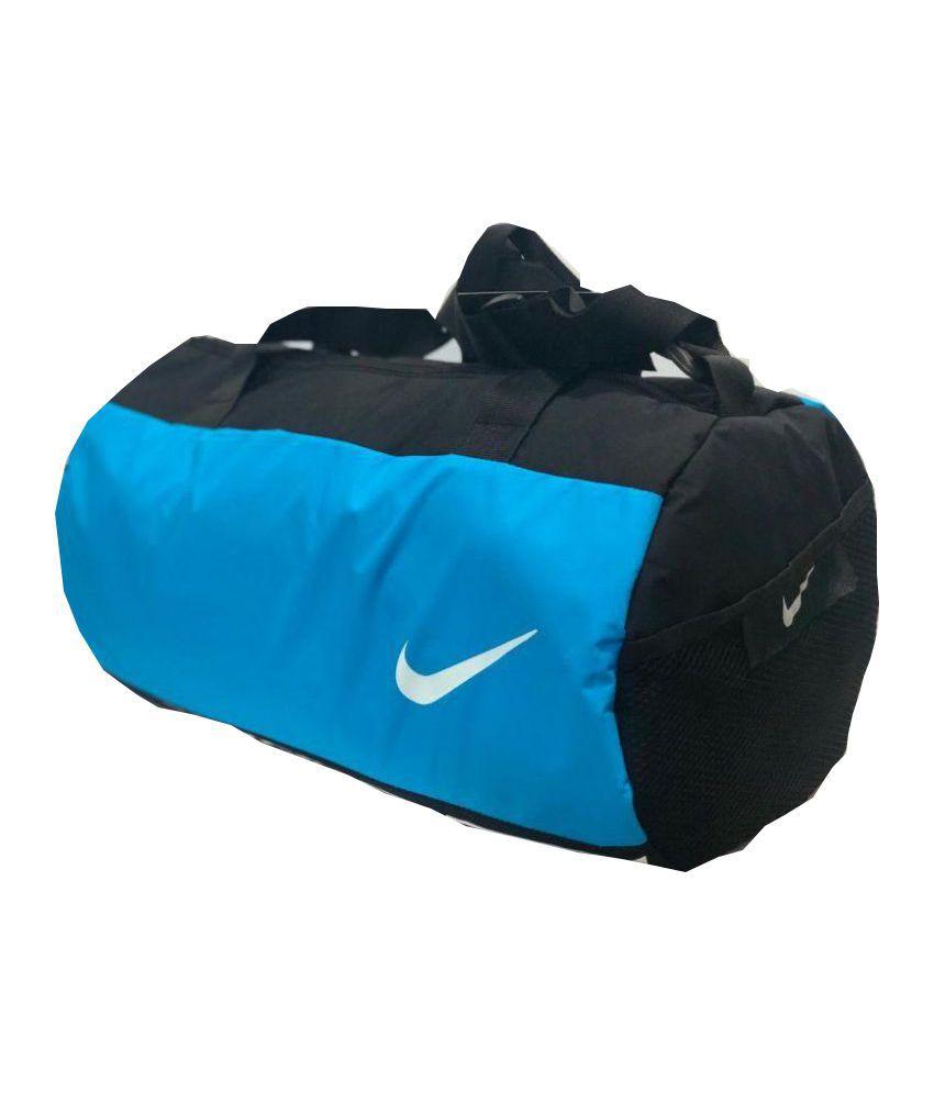 8b3a8a9fc3 ... Nike Medium Polyester Gym Bag Cross Bag Man Side Bag Gents Bag Men Side  Bag Carry ...