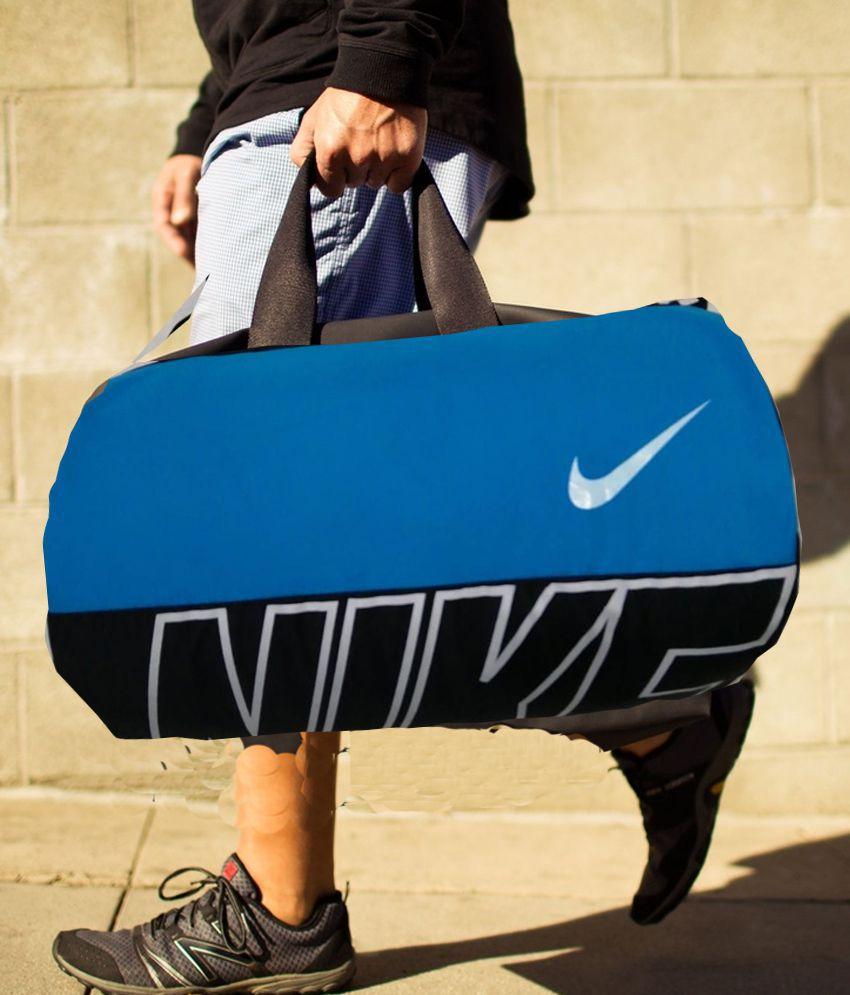 1a16a2d437 Nike Medium Polyester Gym Bag Cross Bag Man Side Bag Gents Bag Men Side Bag  Carry Bag Men & Women Gym bag - Buy Nike Medium Polyester Gym Bag Cross Bag  Man ...