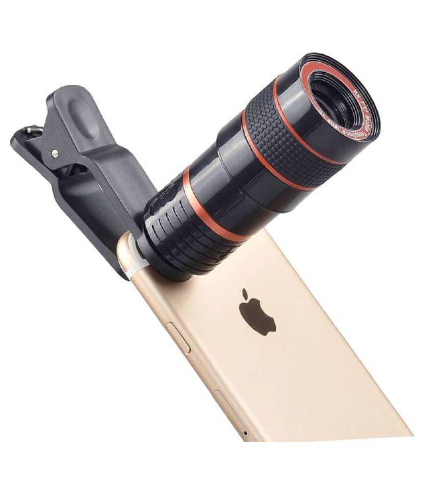 Universal 8X Zoom Telescope Camera + Adjustable Holder