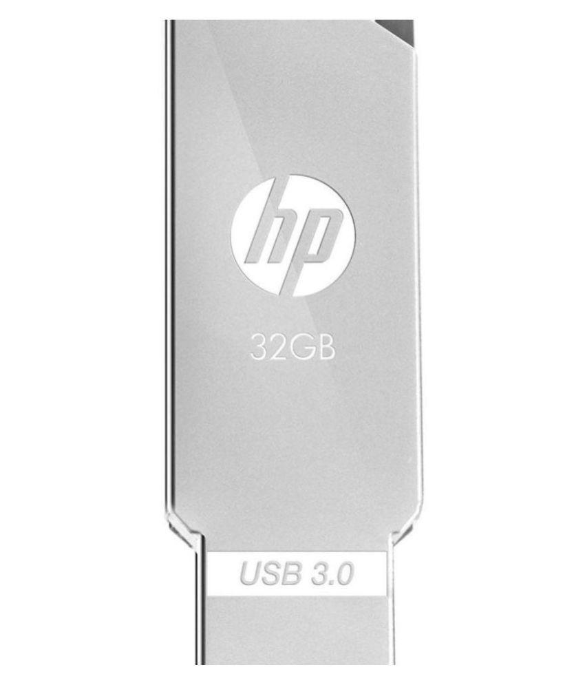 HP HP x740w 32GB USB 3.0 32GB USB 3.0 Utility Pendrive Pack of 1