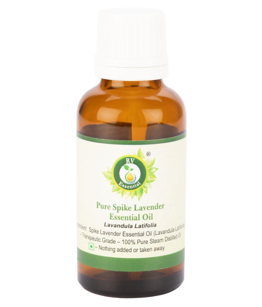 R V Essential Pure Spike Lavender Oil Essential Oil 30 mL