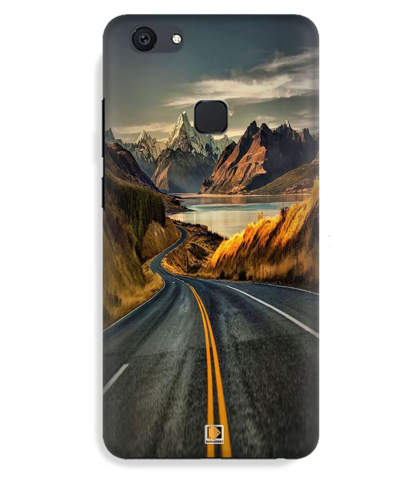 Vivo v7 plus Printed Cover By NAVI JERSEY Premium Look Cases