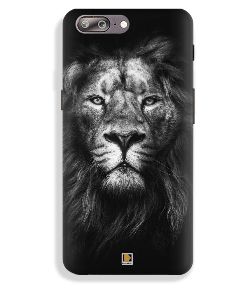 OnePlus 5 Printed Cover By NAVI JERSEY Premium Look Cases