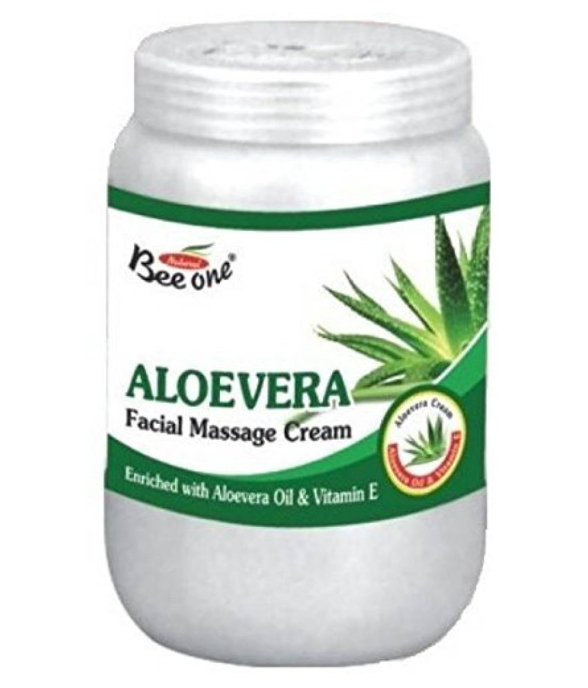 Bee One Aloe Vera Massage Moisturizer 900 ml