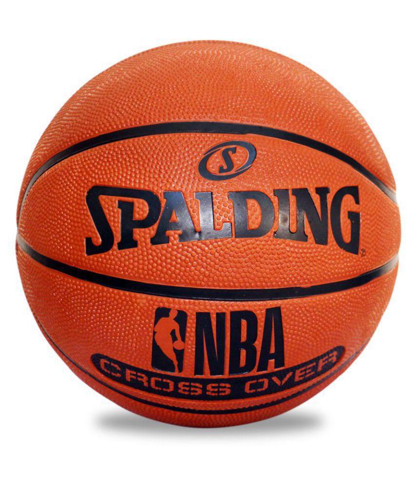 Spalding 6 Rubber Basketball