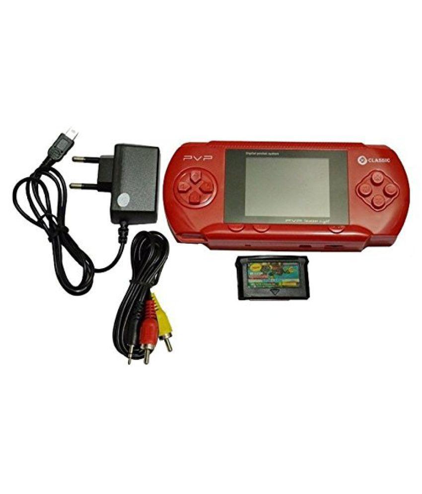 EMBOLO PSP 1 GB Handheld Console ( Digital PVP Station Light 3000 Handheld TV Game )