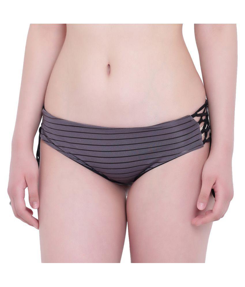 La Intimo Polyester Bikini Panties