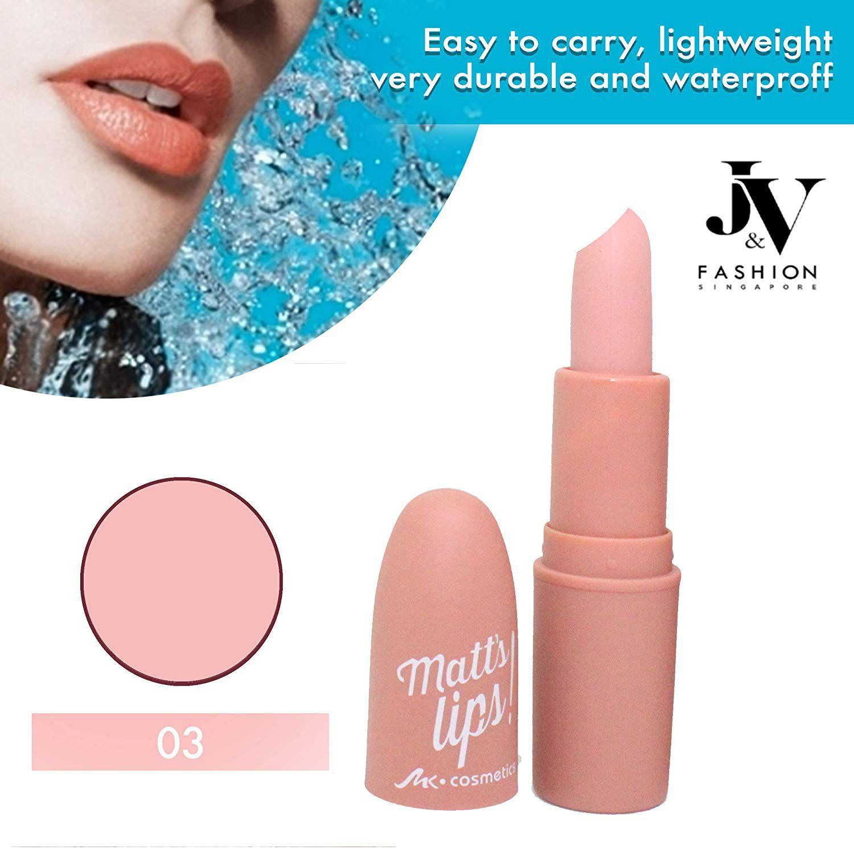 Happy2BuY Creme Lipstick LIGHT BROWN 03 LIGHT BROWN 03 30 g
