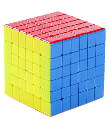 Darling Toys High Speed Stickerless 6x6 Rubik Cube Puzzle