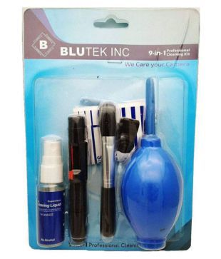 BLUTEK Professional 9 IN 1 Cleaning Kit