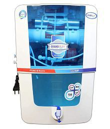 GRAND PLUS Grand Plus Aquagrand Crown 14 Stage 12 L 12 Ltr ROUVUF Water Purifier