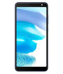 """i kall mobile K9 with 6"""" Display ( 16GB , 2 GB ) Blue"""