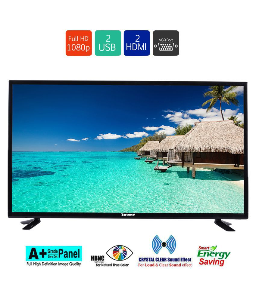 zoomy ZO40FHD 102 cm ( 40 ) Full HD (FHD) LED Television