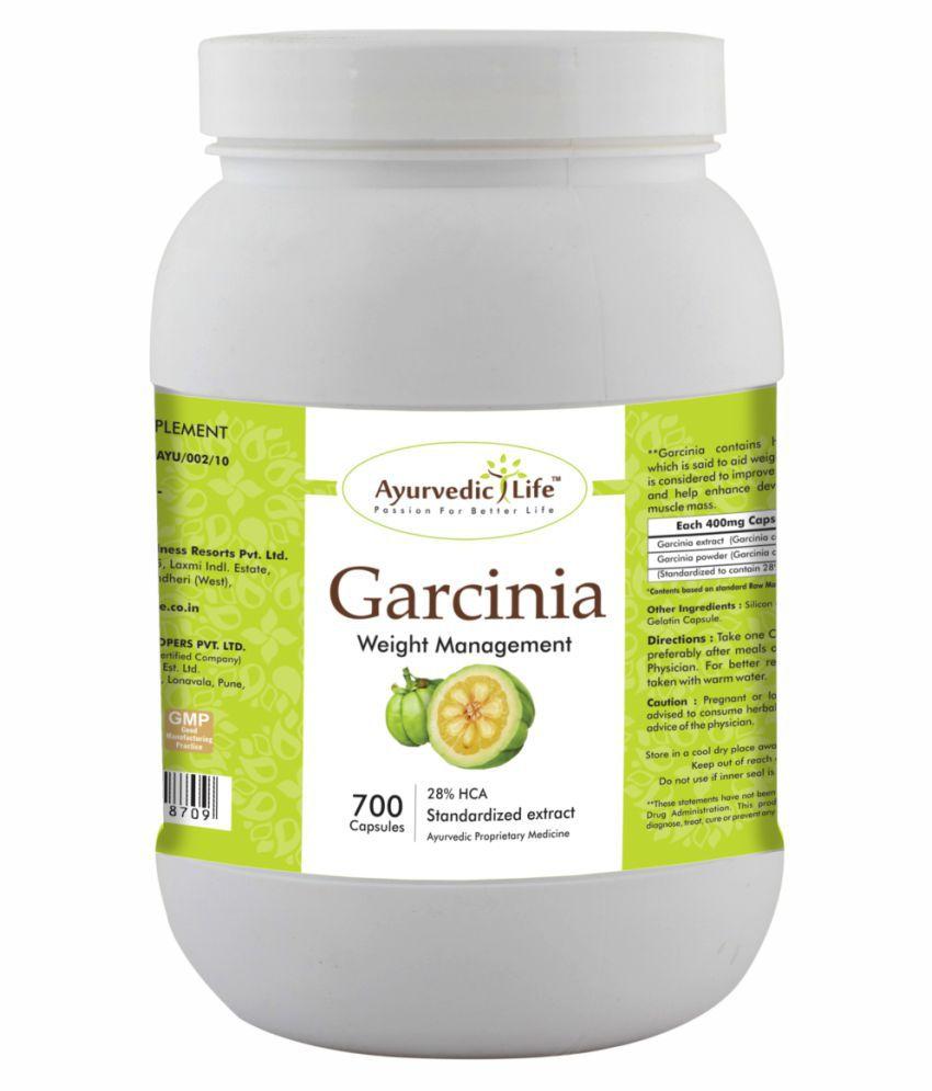 Ayurvedic Life Garcinia 700 Capsule 400 mg